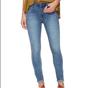 NWT high waisted free people skinny jeans